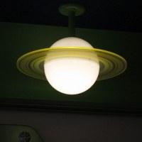 ディズニーランドの「土星」