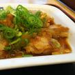 元気レストラン・鶏のバター醤油炒め定食