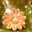 プレゼントに最適なつまみ細工のアクセサリー☆レンタルボックスのフリマボックスミオカ店