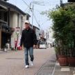 """ジャッキーの""""遠くへ行って走りたい""""(彦根・長浜編:最終回) good-bye Nagahama, I enjoyed a lot"""