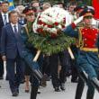 韓国文大統領、ロシア訪問