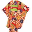 7歳四つ身のお着物(レンタル・安城)