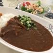お昼ご飯&晩ご飯☆牛すじカレー&(初)赤から鍋☆