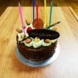 誕生日!。。。