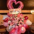 高崎市 お誕生日のスタンド花
