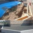 コンクリート塀工事