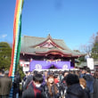 笠間稲荷神社へ