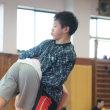 霞ヶ浦高校合同練習に参加しました!