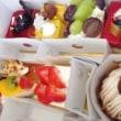 9月21日(木)お弁当つくりの差し入れ・京都和久傳(鯛ちらし)