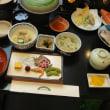 5.鯛づくし会席の夕食