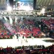 【B1チャンピオンシップ決勝戦@横浜アリーナ】バスケットボール男子のBリーグ王者を決めるプレーオフのチャンピオンシップ