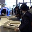 成田で最新鋭検査機実験開始。