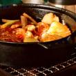 鶏すき鍋・・・(^-^;