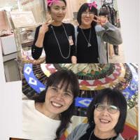 鳥取大丸「笑加の世界」楽しかった〜〜(^o^)/