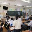 1年生英語の授業風景