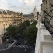 2017夏~パリのホテル