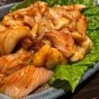 七輪焼肉 徳ヱ門のお肉はタレ!なのでご飯必須!