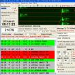 JT65-HFのウオーターフォール信号波形とdB値(SN比)との関係