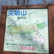 突哨山と男山自然公園を散策