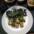 こんな料理も作ったなあ~アカニシガイとコーラルリーフプルームのバター&醤油炒め…