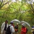 10月20日(金)苫小牧「近所の自然散歩」の様子