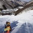 スキー滑走記17-18@1月14日(高畑スキー場)