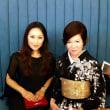 杉本彩さんのデビュー31周年&バースデーパーティーに出席させて頂きました