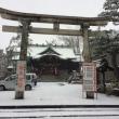 20181228   金沢も雪