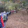 ⑪ 水越山~490mピーク登山 : ユックリ休んだら   UP3日目