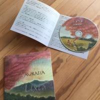 CD完成!出来上がるとやっぱり嬉しいもんだ。