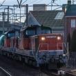 JR貨物 DD51-892&1804 8072レ 関西本線(四日市-桑名)