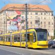2017中欧の旅・・・ハンガリーの首都ブダペストで・・・市民の足・・・トラム