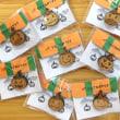 圧縮檜 パンプキン ブローチ 入荷♪ かぼちゃのブローチ
