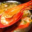 【元祖「海老そば」の考案者】【「縁や」の野本栄二氏プロデュース】貴重な北海シマエビをトッピングした「しまえびラーメン」が明日まで東京・小川町で食べられますよ!