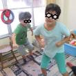 残暑厳しく、つばさの子どもたちは元気いっぱい (^^ ♪
