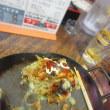 『フジヤマ』でお好み焼き