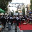 伊勢佐木6丁目「波の華祭り」にオーケストラ部が出演