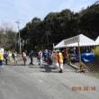 2018年3月18日:第4回吉備の山全山縦走大会にボランティア参加しました。
