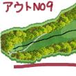 今日のゴルフ挑戦記(196)/東名厚木CC/ウエスト→アウト(A)