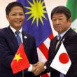 今年は日本経済外交が、各種自由貿易圏を発効させる年
