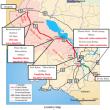 カンボジアの国道5号線の南区間、日本支援で改修に着手。