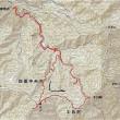 黒岩山ー下川峠…愛媛県・高知県