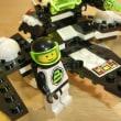 ★今宵はLEGO MARS MISSIONより、#7695【Astro Fighter】をベースにしてBLACKTRONマシンを作ってみましたww!!の巻