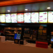 西安的快餐店