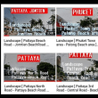 PATTAYA JOMTIEN PHUKET Beach Resort @ YouTube