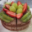 今日のケーキ・・・アップルパイ