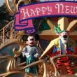 A Happy New Year! ディズニーシーの新年事始め