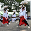 富士見町内会祭りの夏舞徒・・5
