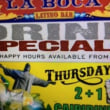 続編:KLCCパビリオン南米料理パブに、寄って酔ってメキシコ万歳の巻