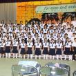 創美祭2日目 その7 全校合唱